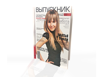 Полиграфические Выпускные фотоальбомы «бабочка»